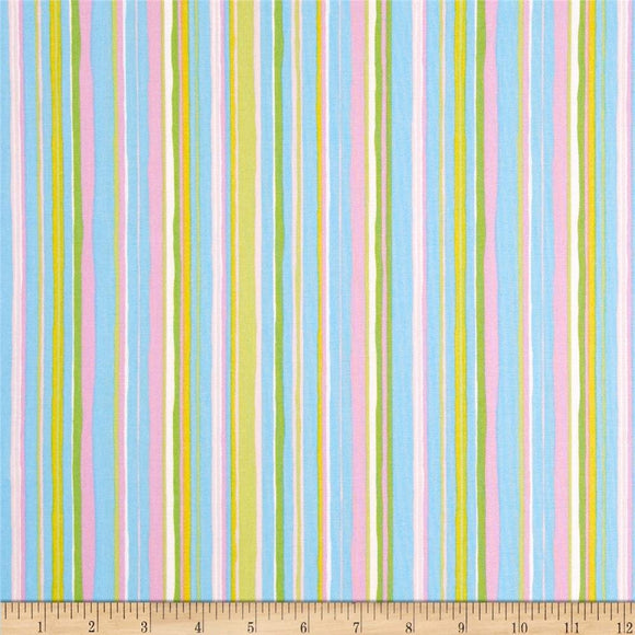 PWDF185 Tiddlywinks Stripe Blue