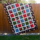 TP214 - Take 5 Deserves an Even Break Quilt Pattern