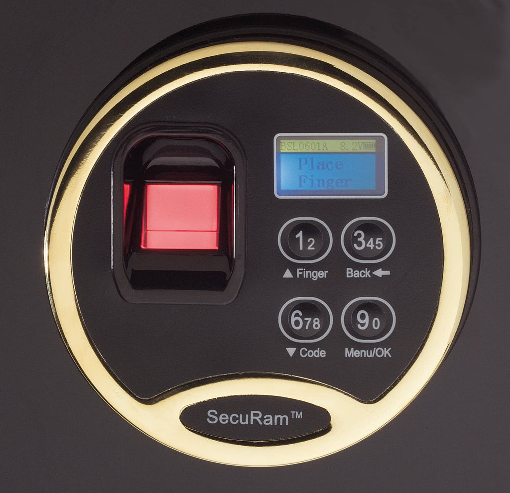 SecuRam Biometric-Lock