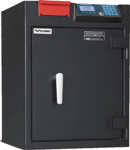 AMSEC RMM2620ESL20-R C-Store Cash Management Safe with ESL20XL Digital Lock