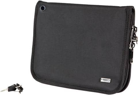 Magnetic Compact Handgun Case (Nylon) (8 x 11)