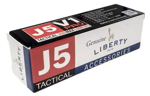 Liberty Safe Tactical J5 V1-Pro Flashlight