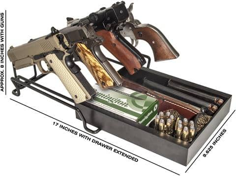 Liberty Pistol Rack