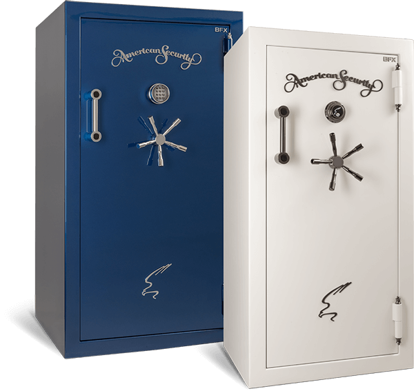 BFX Series Gun Safe by American Security