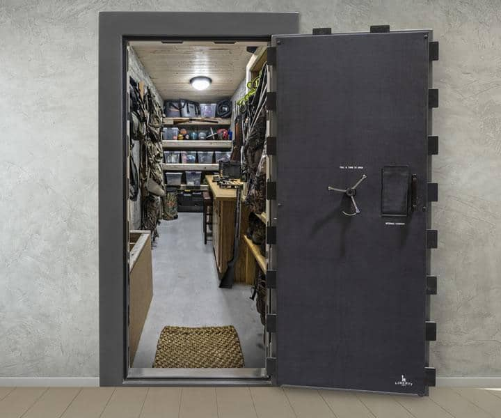 Liberty Safes Vault Door