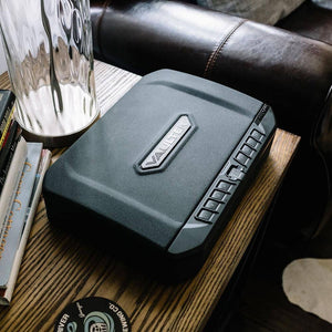 Vaultek PROVTi Portable Biometric, Bluetooth & Electronic Smart Handgun Safe