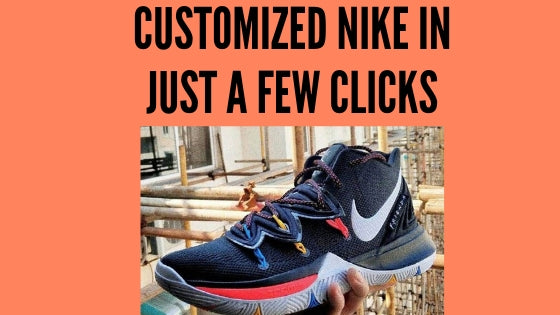 CUSTOMISED NIKE IN JUST A FEW CLICKS