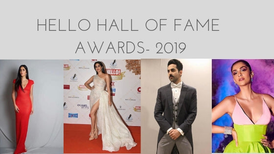 HELLO HALL OF FAME AWARDS-2019