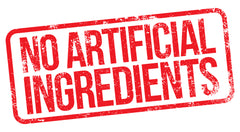 Avoid Artificial Ingredients