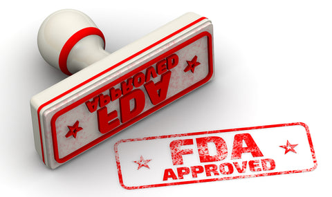 FDA Rubber Stamp