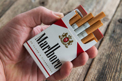 Pack of Marlboros