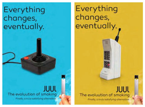 Rejected Juul Ad Campaign