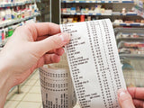 BPA in Sales Receipts