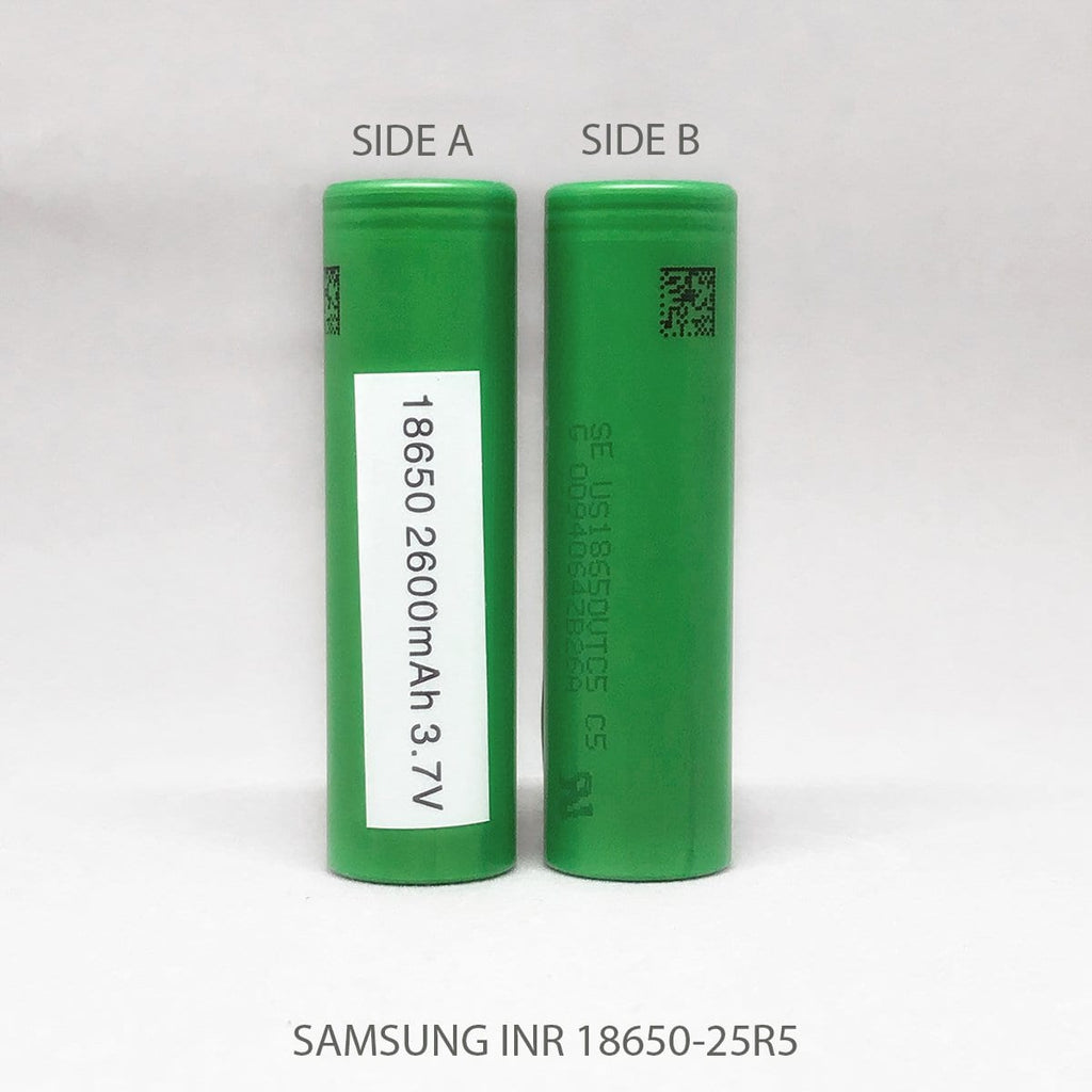 SOLD OUT Samsung INR18650-25R5