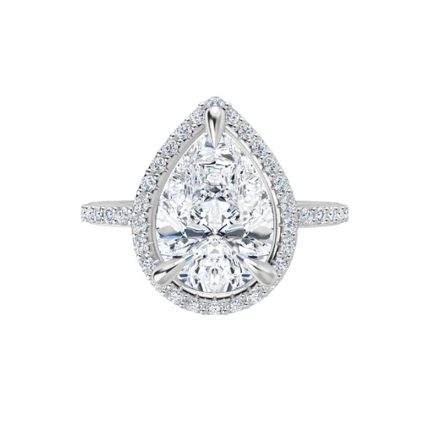 SALE!! - 2.3 ct Eve Pear