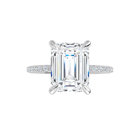 Grace - Emerald Cut