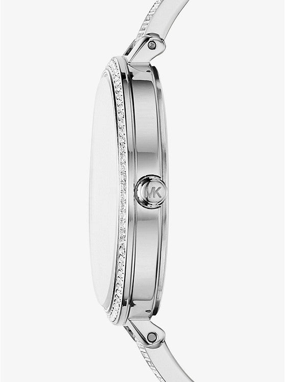 Michael Kors Jaryn Silver Dial Ladies Watch (MK 3783)