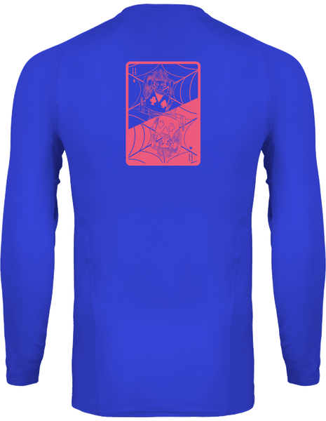 T-SHIRT DE COMPRESSION HUNTER X HUNTER CARTE HISOKA - mangas-shop.com