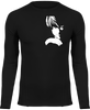 T-SHIRT DE COMPRESSION DEATH NOTE LIGHT YAGAMI (BLANC) - mangas-shop.com