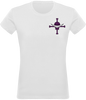 T-SHIRT FEMME ONE PIECE SYMBOLE DE BARBE BLANCHE - mangas-shop.com