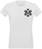 T-SHIRT FEMME ONE PIECE SYMBOLE DE LAW - mangas-shop.com