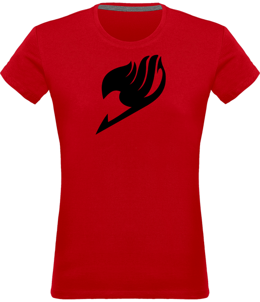 T-SHIRT FEMME FAIRY TAIL - mangas-shop.com