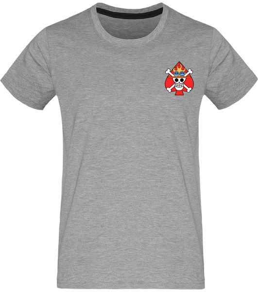 T-SHIRT ONE PIECE SYMBOLE DE ACE - mangas-shop.com
