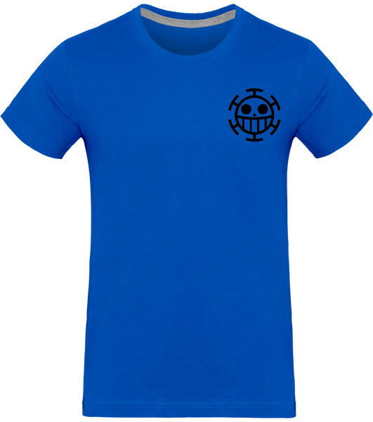 T-SHIRT ONE PIECE SYMBOLE DE LAW - mangas-shop.com
