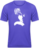 T-SHIRT DE SPORT DEATH NOTE LIGHT YAGAMI (BLANC) - mangas-shop.com