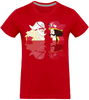 T-SHIRT ONE PIECE ROGER & BARBE BLANCHE - mangas-shop.com