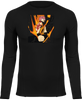 T-SHIRT DE COMPRESSION FAIRY TAIL NATSU LA SALAMANDRE - mangas-shop.com