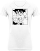 T-SHIRT DE SPORT FEMME DRAGON BALL Z SONGOKU COMBAT - mangas-shop.com