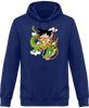 SWEAT À CAPUCHE DRAGON BALL GOKU ENFANT - mangas-shop.com