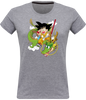T-SHIRT FEMME DRAGON BALL GOKU ENFANT - mangas-shop.com