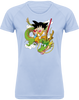 T-SHIRT DE SPORT FEMME DRAGON BALL GOKU ENFANT - mangas-shop.com