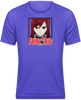 T-SHIRT DE SPORT FAIRY TAIL ERZA - mangas-shop.com
