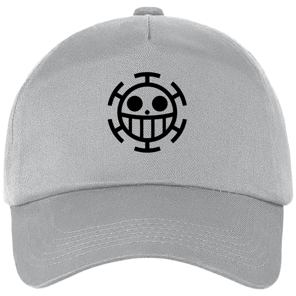 CASQUETTE ONE PIECE SYMBOLE DE LAW