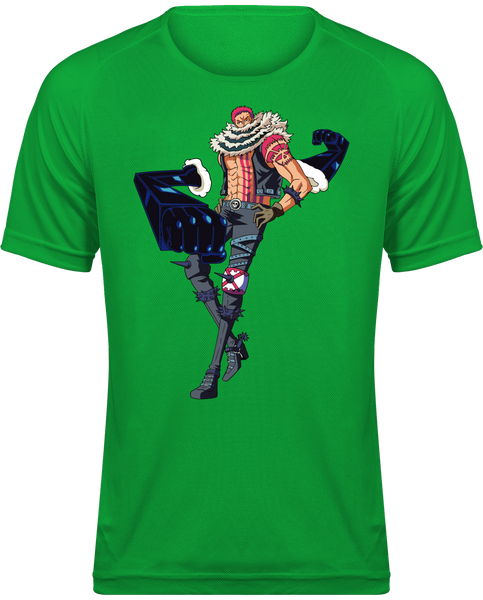 T-SHIRT DE SPORT ONE PIECE KATAKURI