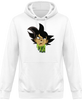 SWEAT À CAPUCHE DBS BLACK GOKU