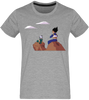 T-SHIRT DRAGON BALL Z VÉGÉTA & TRUNKS