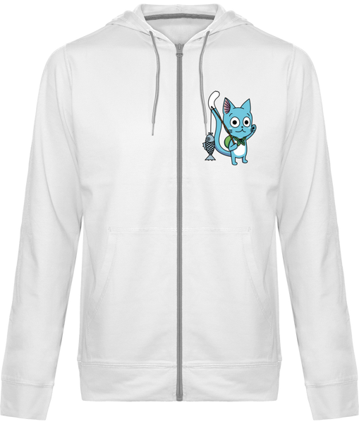 VESTE À CAPUCHE FAIRY TAIL HAPPY
