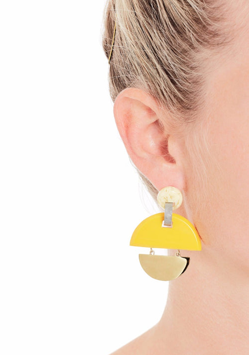 Tuchuzy Exclusive | Kinetic Earrings