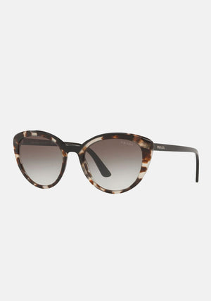 0PR 02VS Catwalk Sunglasses Opal Spotted