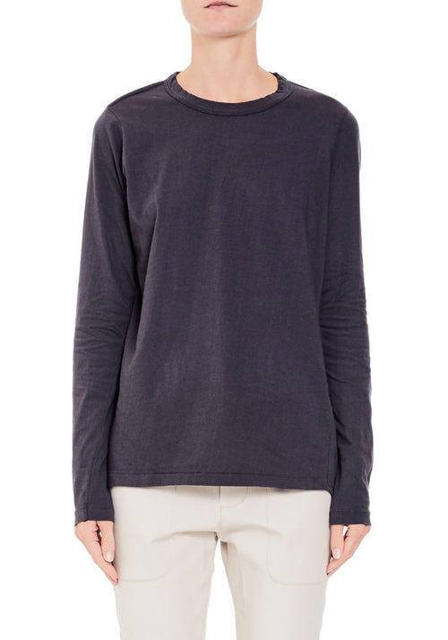 Wide Heritage French Long Sleeve T-Shirt
