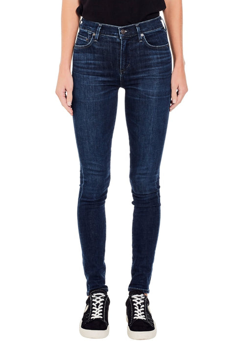 Rocket Full Length High Rise Skinny Jean