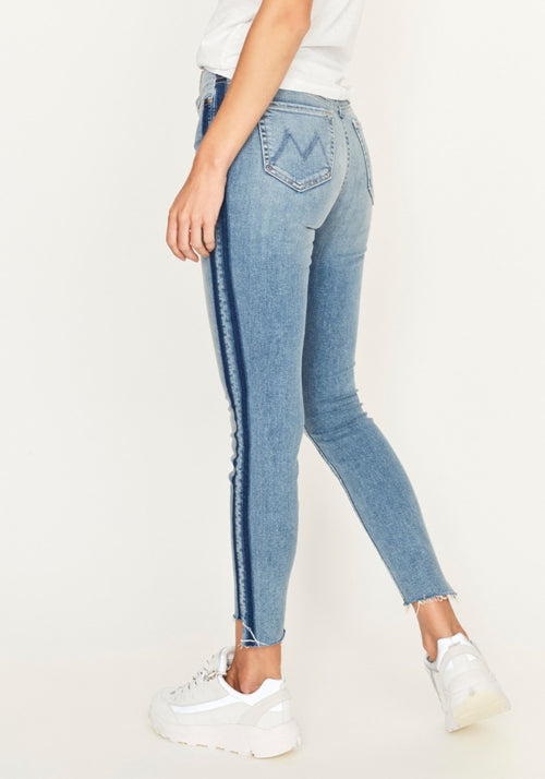 The Stunner Zip Ankle Jean