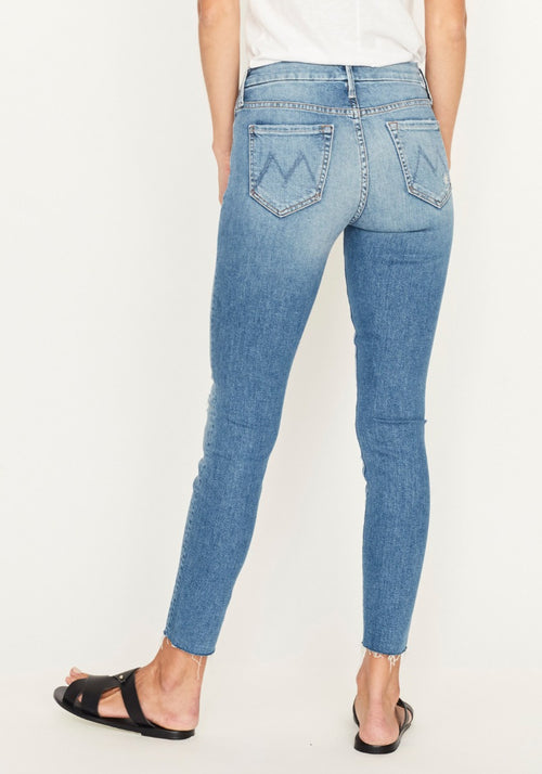 Looker Ankle Fray Jean