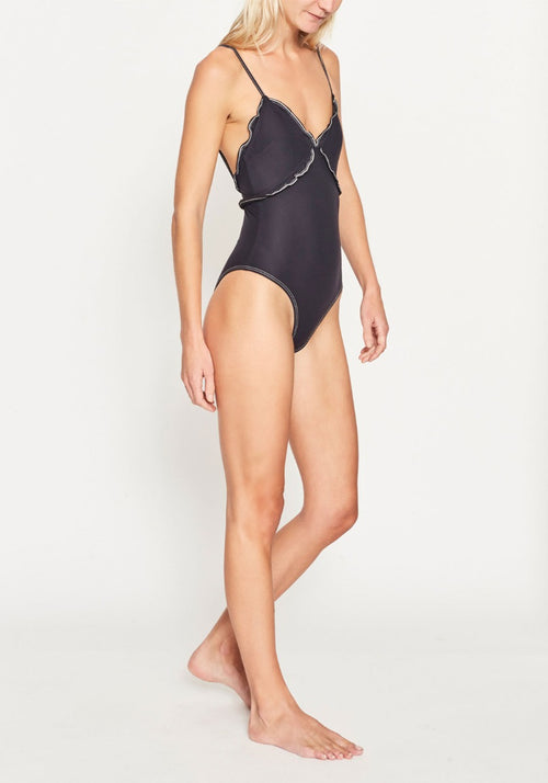 Charcoal Essential One Piece