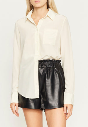 Willow Leather Short