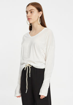 Scoop Heritage Boxy Long Sleeve